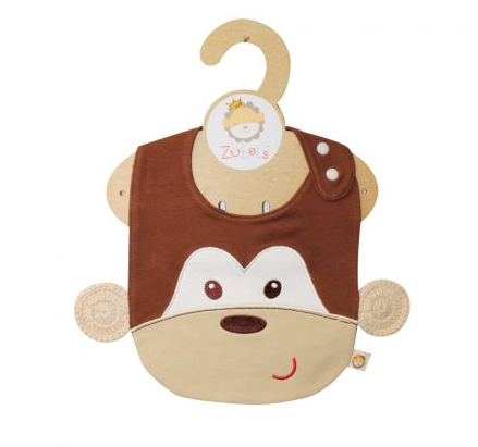 Zubels <br>Monkey Face Bib
