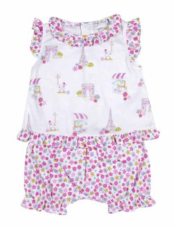 Kissy Kissy <br>Parisian Summer Short Sunsuit
