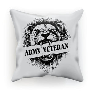 Army Veteran x British Lion Cushion