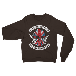 Sons Of Britain - Veteran Chapter Classic Adult Sweatshirt