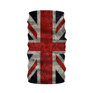 British Lion All Over Printed Sublimation Neck Warmer Morf Scarf
