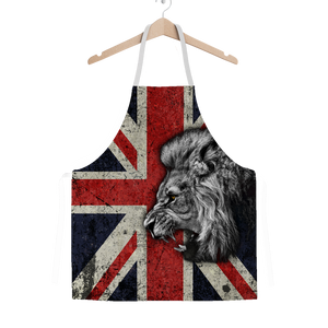British Lion All Over Printed Classic Sublimation Adult Apron
