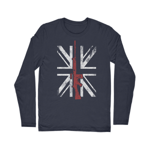 Thin Red Line - SLR Classic Long Sleeve T-Shirt
