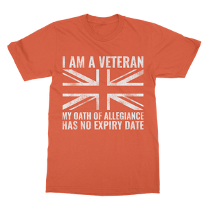 My Oath Of Allegiance Has No Expiry Date Classic Adult T-Shirt