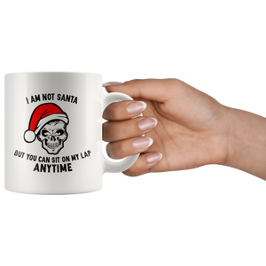 I'm Not Santa But - Christmas White 11oz Mug