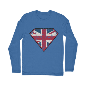 Super British Classic Long Sleeve T-Shirt