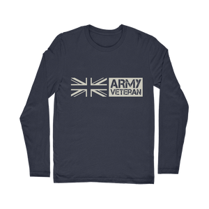Army Veteran Classic Long Sleeve T-Shirt