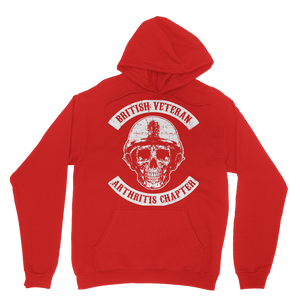 British Veteran - Arthritis Chapter Classic Adult Hoodie