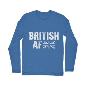 British AF Classic Long Sleeve T-Shirt