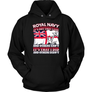 Royal Navy - It's That I Did