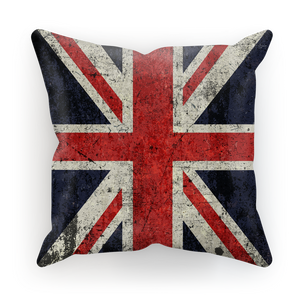 British Lion All Over Printed The Union Jack Sublimation Cushion Cover