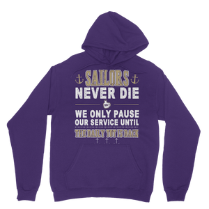Sailors - Daily Tot Is Back Classic Adult Hoodie