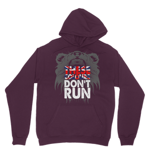 These Colours Don't Run Classic Adult Hoodie