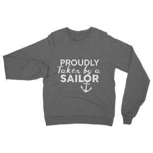 Proudly Taken By A Sailor Classic Adult Sweatshirt
