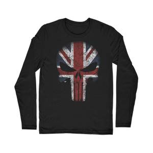British Punisher Classic Long Sleeve T-Shirt