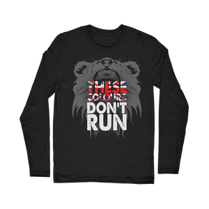 These Colours Don't Run Classic Long Sleeve T-Shirt