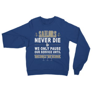Sailors - Daily Tot Is Back Classic Adult Sweatshirt