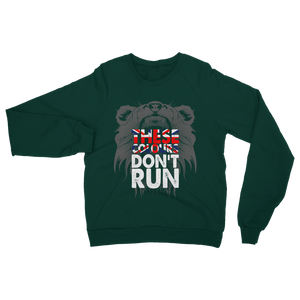 These Colours Don't Run Classic Adult Sweatshirt