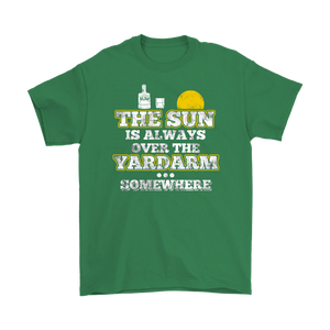 The Sun Is Always Over The Yardarm Somewhere - Mens T-Shirt