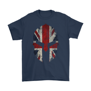 British Spartan Mens T-Shirt