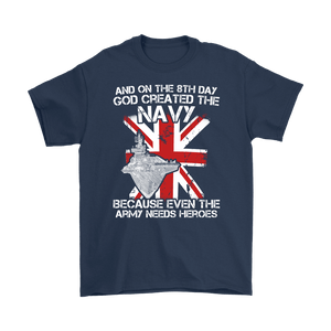 Royal Navy Are Heroes