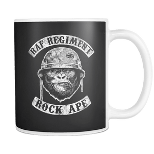 RAF Regiment - Rock Ape Mug