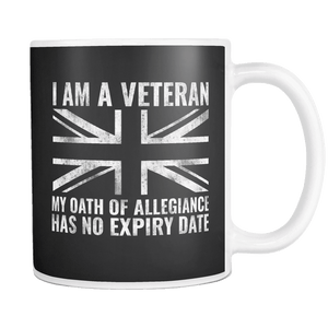 My Oath Of Allegiance Has No Expire Date Mug