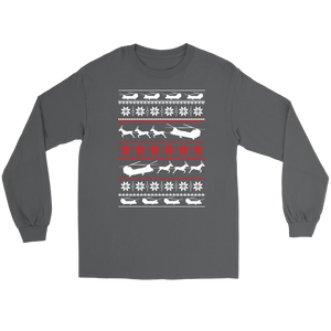 Chinook Christmas Long Sleeve Tee