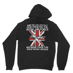 Royal Air Force Are Heroes Classic Adult Hoodie