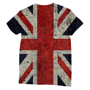 British Lion All Over Printed Sublimation T-Shirt