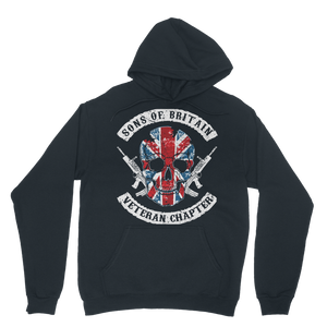 Sons Of Britain - Veteran Chapter Classic Adult Hoodie