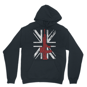 Thin Red Rifle Classic Adult Hoodie