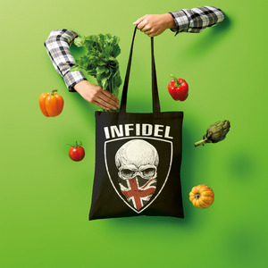 Infidel Shopper Tote Bag