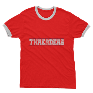 Threaders Adult Ringer T-Shirt