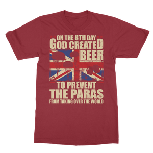 PARAS Love Beer Classic Adult T-Shirt