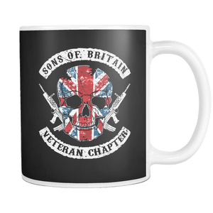 Sons Of Britain - Veteran Chapter Mug