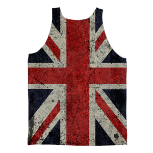 British Lion All Over Printed Classic Sublimation Adult Tank Top