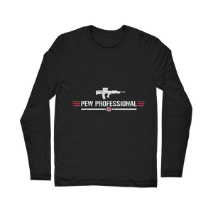 Pew Professional Classic Long Sleeve T-Shirt