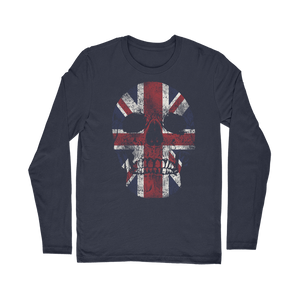 British Skull Classic Long Sleeve T-Shirt