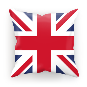Union Jack Collection The Union Jack Sublimation Cushion Cover