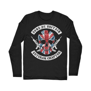 Sons Of Britain - Veteran Chapter Classic Long Sleeve T-Shirt
