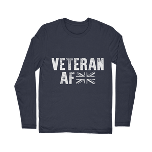 Veteran AF Classic Long Sleeve T-Shirt