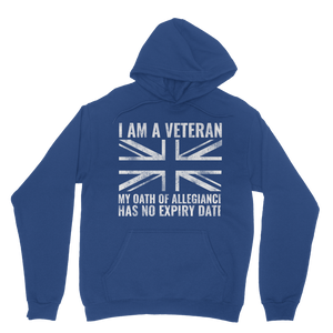 My Oath Of Allegiance Has No Expiry Date Classic Adult Hoodie