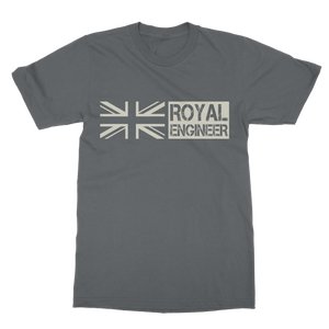 ROYAL ENGINEER Classic Adult T-Shirt