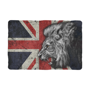 British Lion All Over Printed Sublimation Pet Blanket