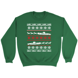 Submariner Christmas Sweatshirt