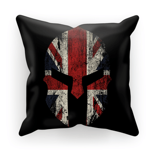 British Spartan Cushion Cover