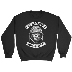 RAF Regiment - Rock Ape
