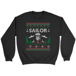 Sailor Christmas Sweatshirt