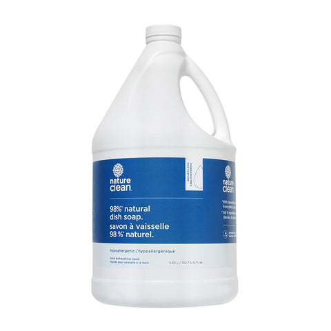 Dishwashing Liquid - 3.63 L - Fragrance Free